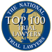 Top Trial Lawyer Badge